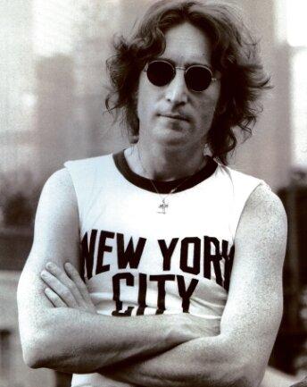 John Lennon lebte von 1940 bis 1980.