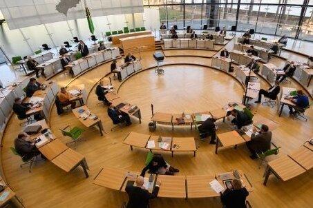 Landtag beschließt Diätenerhöhung ab April 2022