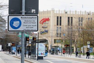Die Infektionslage in Chemnitz gibt Anlass zur Hoffnung auf einen doppelten Öffnungsschritt am kommenden Freitag und am Pfingstmontag.