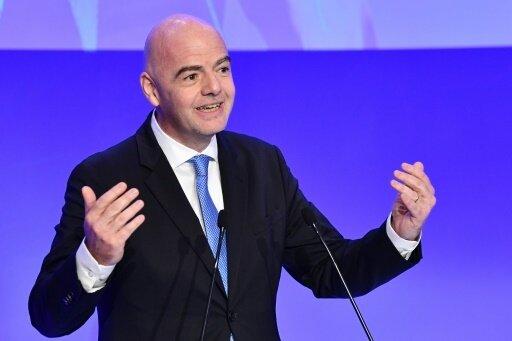 WM-Aufstockung: Infantino diskutiert mögliche Szenarien