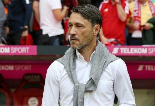 Niko Kovac will sich nicht beschweren