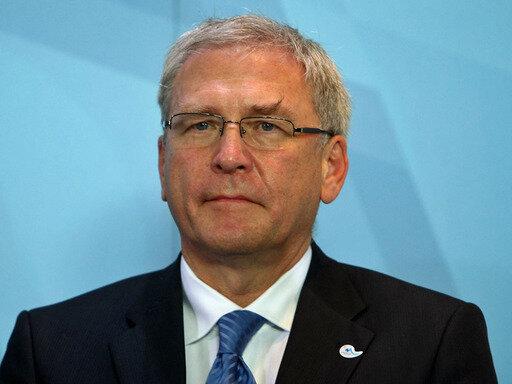 Ist gegen ein öffentlich-rechtliches Werbeverbot im Sport: DOSB-Generaldirektor Michael Vesper