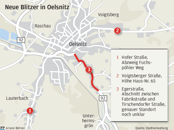 Ab August teure Fotos in Oelsnitz