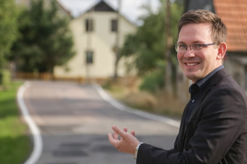 Claußnitz hat neuen Bürgermeister
