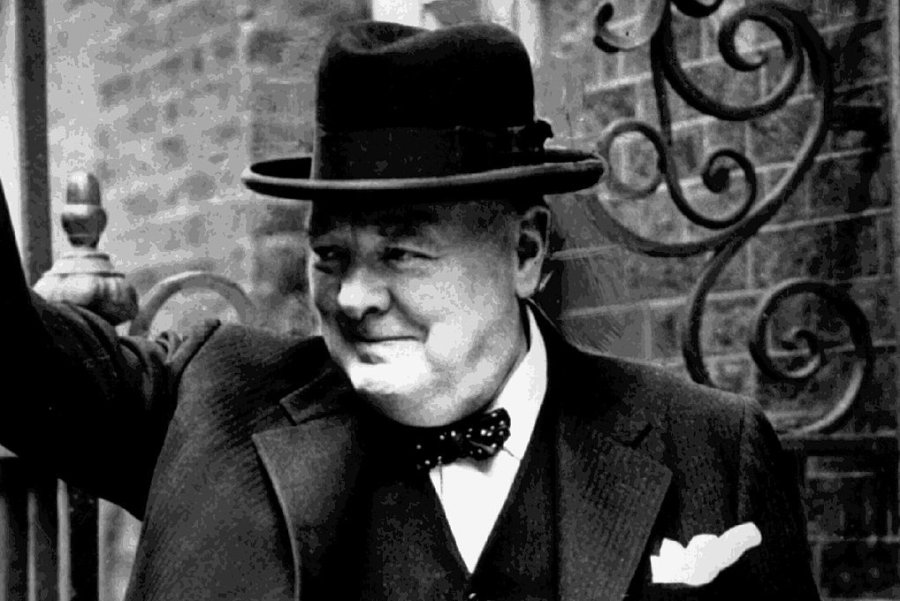 Winston Churchill - Politiker