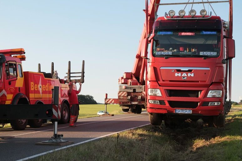 Insekt wird Laster-Fahrer zum Verhängnis