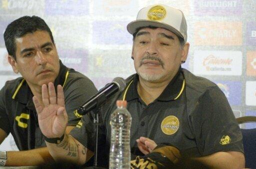 Diego Maradona geht mit Messi hart ins Gericht