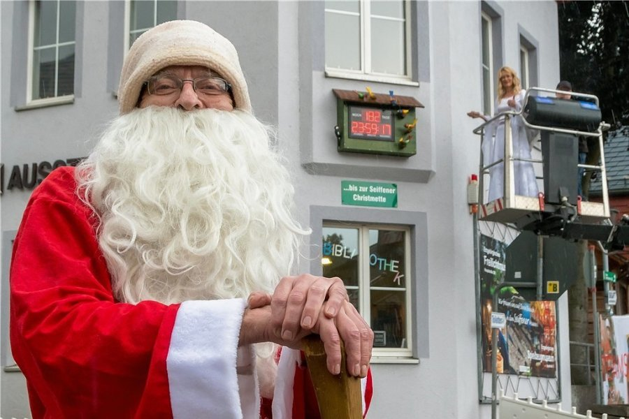 Seiffen startet Countdown für Weihnachten