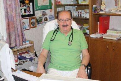 Dr. Stefan Wolf, dessen Landarztpraxis in diesem Monat 30. Jubiläum feiert, ist seit dem vergangenen Jahr der einzige Facharzt für Allgemeinmedizin in Neukirchen und seinen Ortsteilen.
