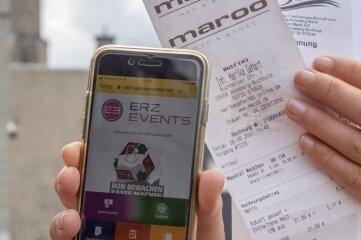 So geht's: Kassenzettel aufheben, in der AB-Info-App hochladen. Wenn alles gut läuft, am Ende des Sommers 250 Euro gewinnen.