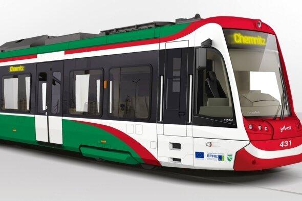 Chemnitz: CVAG schafft Platz für neue City-Bahnen - Video von ersten Testfahrten veröffentlicht