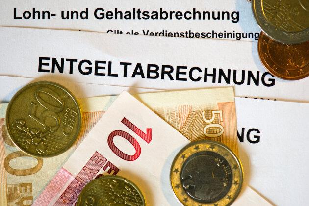 Lohnniveau in Sachsen weit entfernt vom Bundesdurchschnitt
