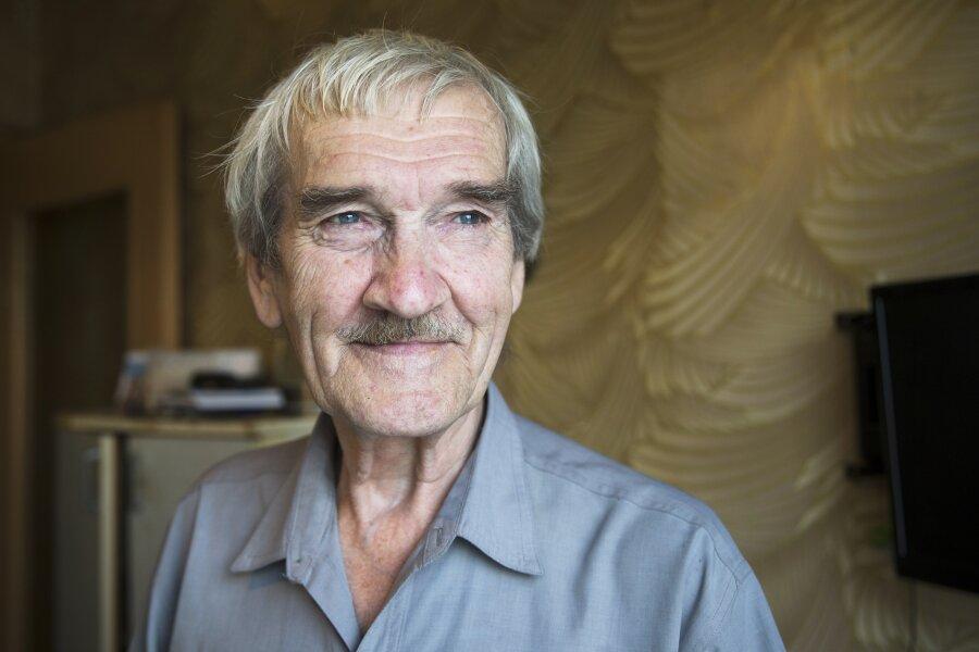 Stanislaw Petrow (1939-2017) auf einem Foto aus dem Jahr 2015.