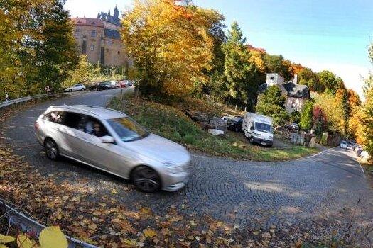 Burgberg Kriebstein: Was bisher geschah
