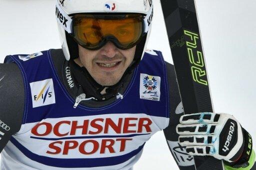 Ski-Rennläufer Steve Missillier hat sich erneut verletzt