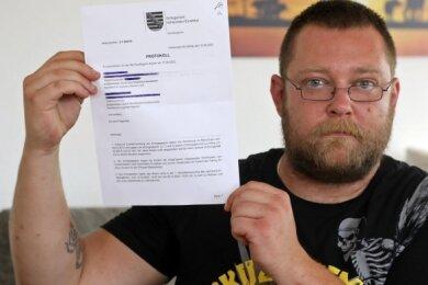 Marcel Lang soll mit seiner Frau 50.000 Euro Strafe zahlen.