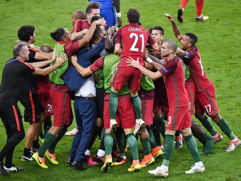 Portugal ist mit einem einzigen Sieg in regulärer Spielzeit Europameister geworden.