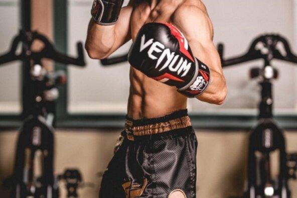 Muay-Thai-Kämpfer Marvin Dittrich aus Zwönitz ist wieder topfit. Beste Voraussetzungen für seinen großen Auftritt zur WM in Phuket.