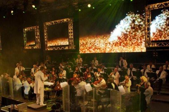 Die 22. Auflage von Philharmonic Rock steigt am 14. Mai an der Göltzschtalbrücke.