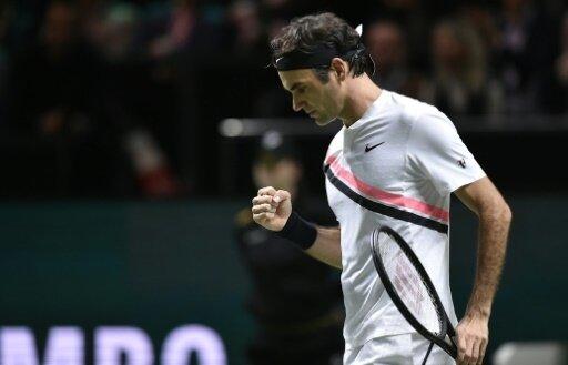 Ab Montag wieder Weltranglistenerster: Roger Federer