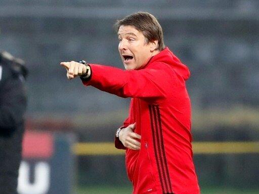 Michael Oenning neuer Trainer beim 1. FC Magdeburg