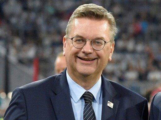 Grindel plädiert für Geschlossenheit im DFB-Team