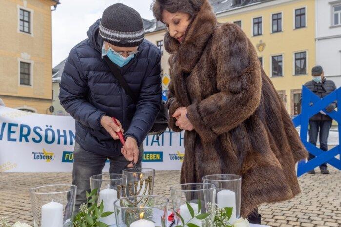 Erzgebirger geben Opfern des Holocaust einen Namen