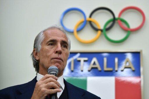 Giovanni Malagò: Präsident des italienischen Kommitees