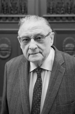Ulrich Radtke, einstiger Bürgermeister von Schneeberg, ist im Alter von 87 Jahren gestorben.