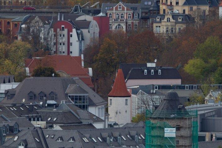 Plauen ist eine Stadt mit Charisma. Das Fachkonzept Wohnen spricht von Altbau und Neubau in einem ausgewogenen Verhältnis.