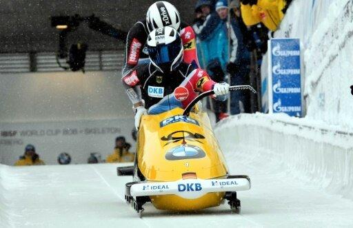 Friedrich und Schüller gewinnen den Weltcup in Sigulda