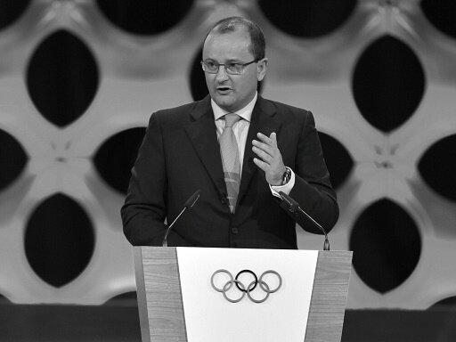 Herzinfarkt: IOC-Mitglied Baumann ist gestorben