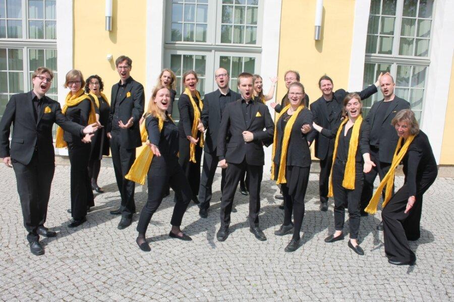 Leipziger Kammerchor gastiert in Oederaner Stadtkirche