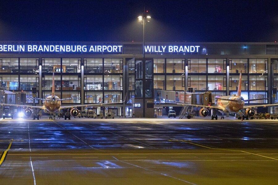 Sein Name ist Willy Brandt: der Berliner Flughafen.