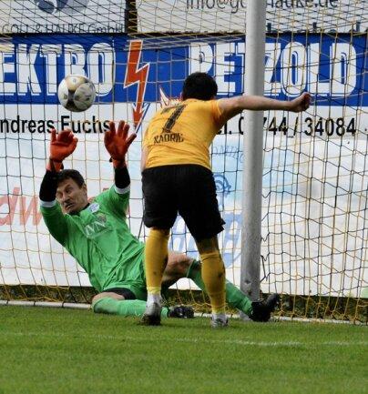 Amer Kadric erzielte in der ersten Halbzeit den zwischenzeitlichen Ausgleich.
