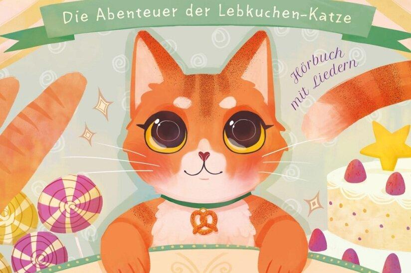 Schlecki Leckermaul - Die Abenteuer der Lebkuchen-Katze