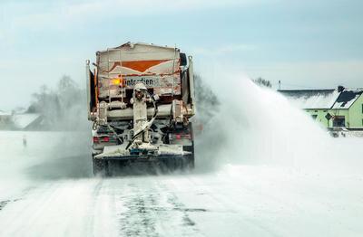 Kreisstadt findet schwer Firmen für Winterdienst