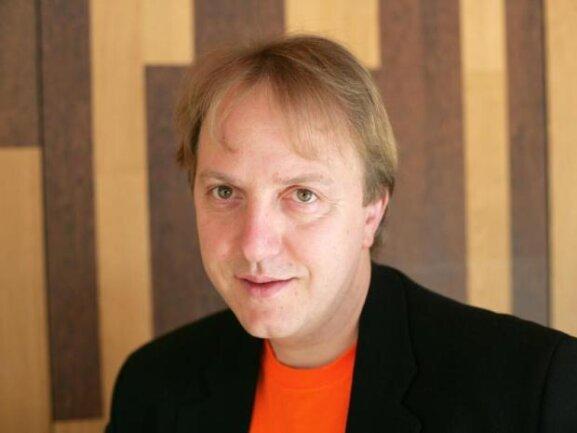 Archäologe Dominique Görlitz.