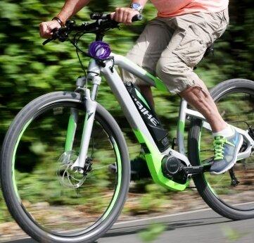 Die Stadt Annaberg-Buchholzwill mit den E-Bikes neue Zielgruppen ansprechen.