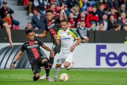 Bayer Leverkusen siegt gegen Larnaka