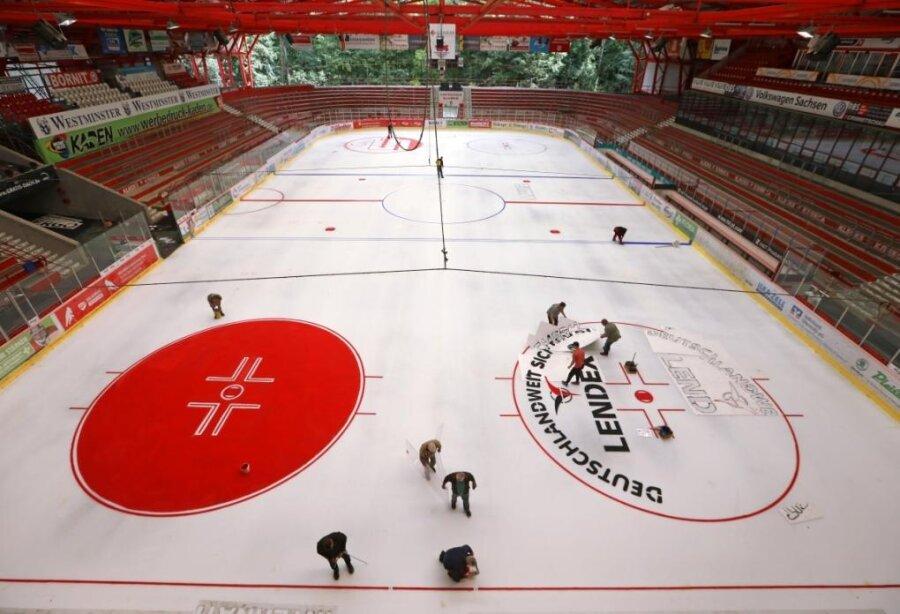 Mit einem Etat von rund 2,5 Millionen Euro plant Eishockey-Zweitligist Eispiraten Crimmitschau in der Saison 2020/21.