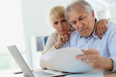Stimmt der Rentenbescheid?