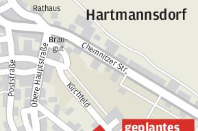 Gemeinde plant ein neues Wohnbaugebiet