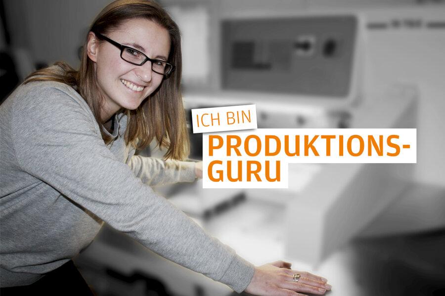 Ausbildung zum Medientechnologe Druckweiterverarbeitung (m/w/d)