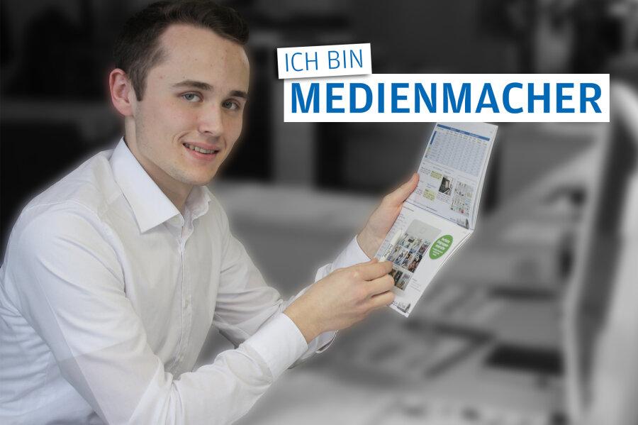 Ausbildung zum Medienkaufmann Digital und Print (m/w/d)