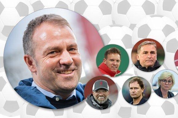 Wer wird neuer Bundestrainer? Zehn Kandidaten für Löws leeren Sessel