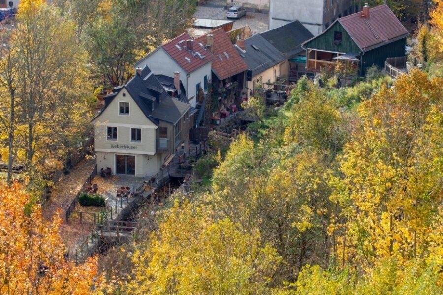 Weberhäuser laden zum Hexenfest ein