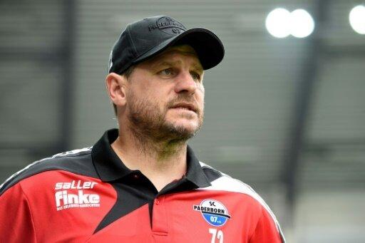 Pleite für Paderborn und Trainer Steffen Baumgart