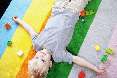 Eine der Grundannahmen der Montessori-Pädagogik: Kinder sind motiviert und haben einen großen Antrieb, neue Dinge zu lernen. Wenn sie aber eine Pause brauchen, dürfen sie sich diese auch nehmen.