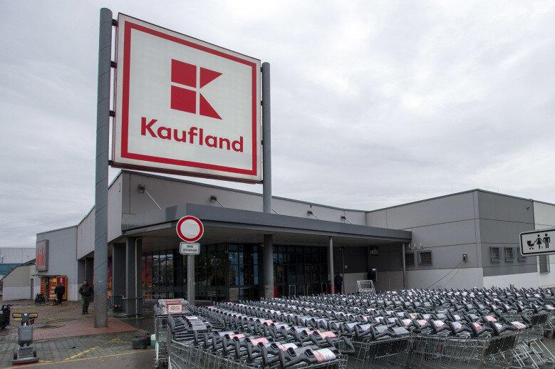 Sicherheitsleute sollen Waren im Wert von gut 25.000 Euro im Kaufland gestohlen haben